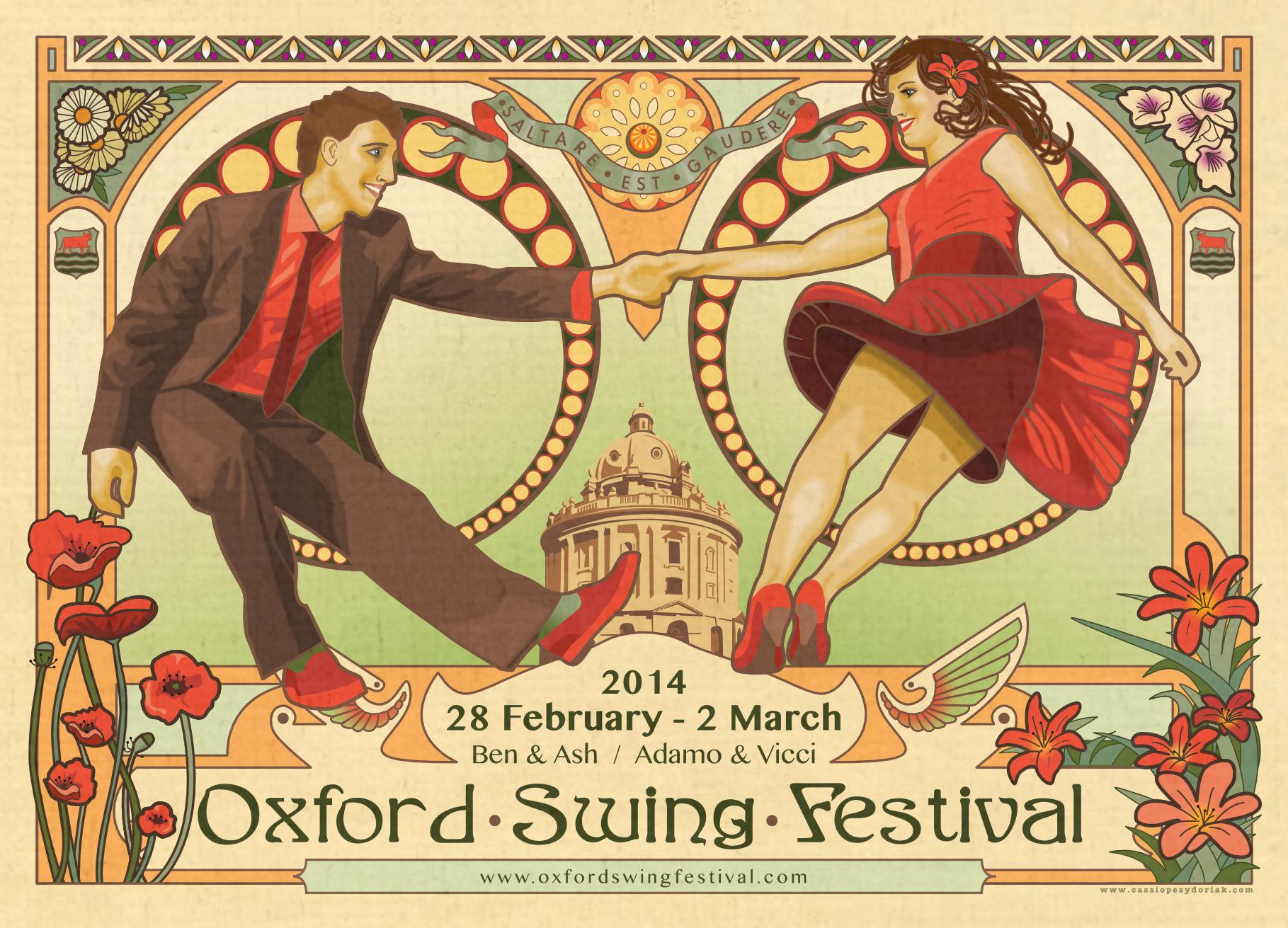 Oxford Swing Festival