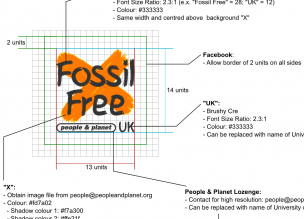 Fossil Free Logo Featured Image
