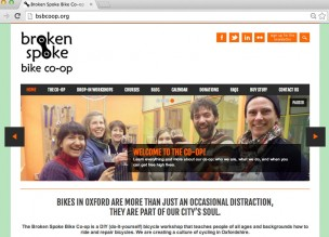 Broken Spoke Bike Coop Featured Image