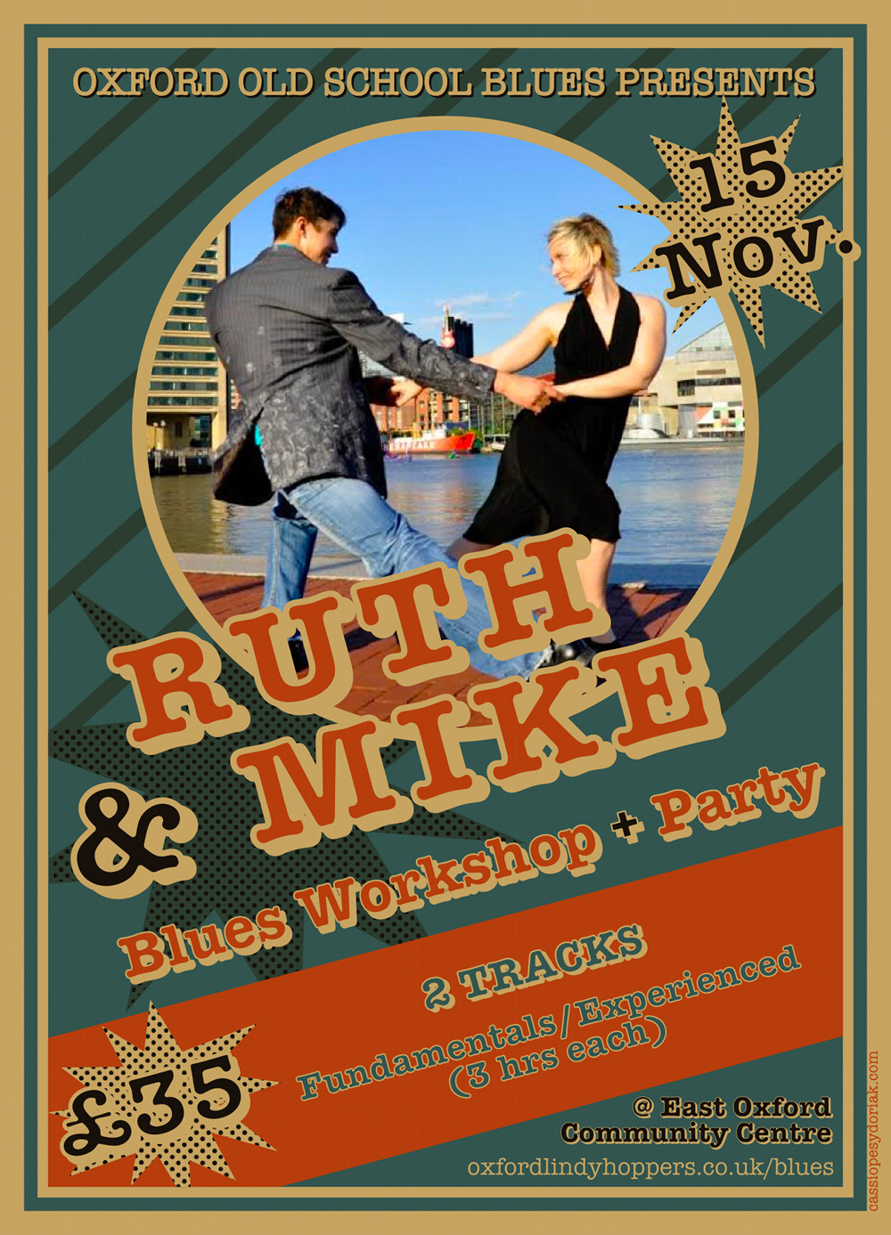 Ruth and Mike Workshop