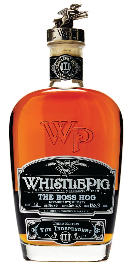 WhistlePig Boss Hog